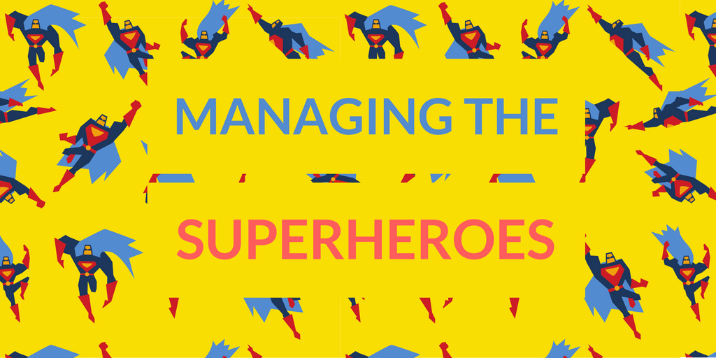 Supermen Product Managers